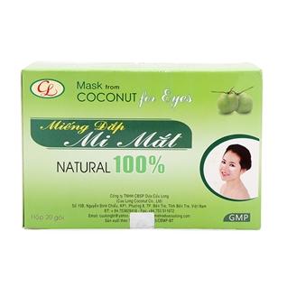 Cùng Mua - Mat na nuoc dua duong mi mat Coconut
