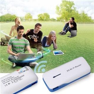 Cùng Mua - 3G Wireless Router 3 in 1 kiem sac du phong 5.600mAh - BH 12T