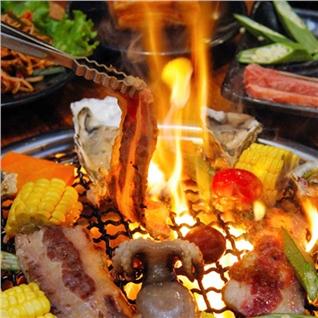 Cùng Mua - Buffet nuong (Tri an khach hang lon nhat nam) - Dedi Deli BBQ