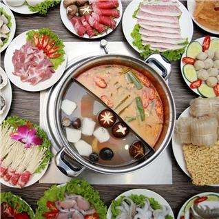 Cùng Mua - Buffet lau tri an khach hang tai Nha hang Dedi Deli BBQ