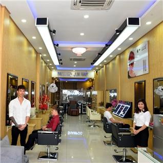 Cùng Mua - Uon / duoi / nhuom / phuc hoi tai Salon Han Quoc Park Ho Jun