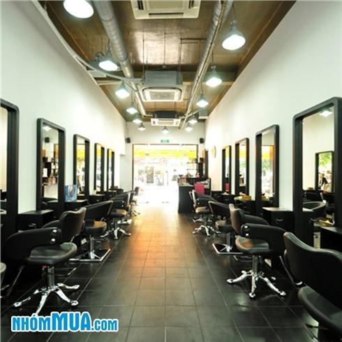 Uốn/Duỗi/Nhuộm trọn gói tại Hair Salon 99