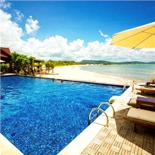 Cùng Mua - Chez Carole Resort 2N1D Phu Quoc 4* - Khong phu thu cuoi tuan