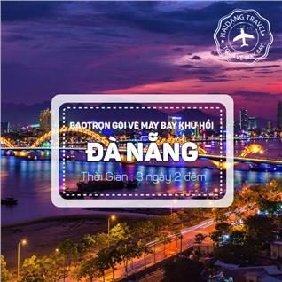 Cùng Mua - Tour Da Nang-Pho Co Hoi An-Ve May Bay Khu Hoi-3N2D
