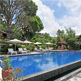 Cùng Mua - Chez Carole Resort Phu Quoc 4* 3N2D- Dua don san bay mien phi