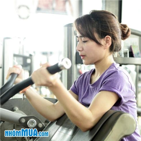 Voucher 1 tháng tập gym tại Texas Hải Yến Lĩnh Nam