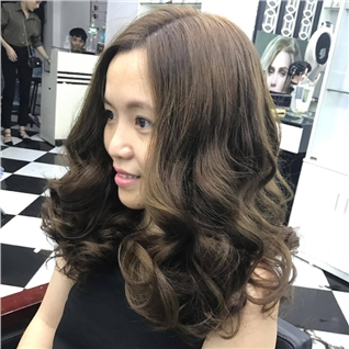 Cùng Mua - Combo Cat+ Goi + Hap + Say tao kieu tai Eva Xinh Hair Salon