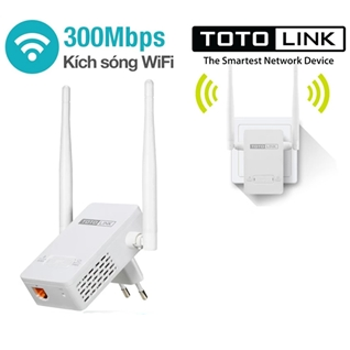 Cùng Mua (off) - Thiet bi mo rong song WiFi TOTOLINK EX200