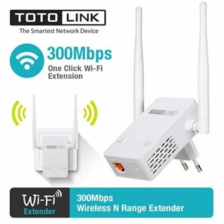 Cùng Mua - Thiet bi kich song WiFi Repeater TOTOLINK EX200
