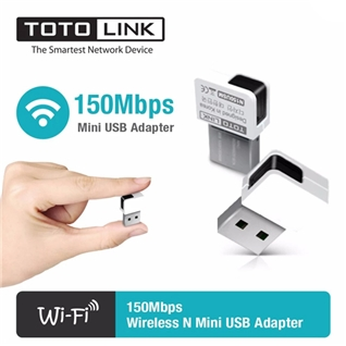 Cùng Mua - Adapter USB WiFi mini TOTOLINK N150USM