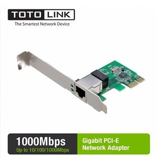 Cùng Mua - Card mang PCI-e Gigabit TOTOLINK PX1000