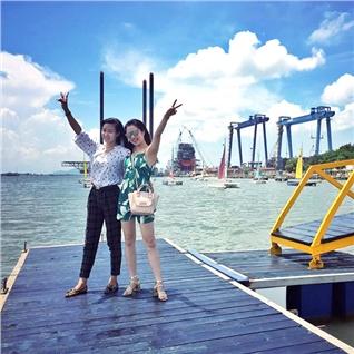 Cùng Mua - Tour Nong Trai Cuu - Vung Tau - Ben Du Thuyen Marina 1 ngay