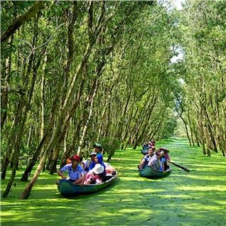 Cùng Mua - Tour Dao Ba Lua - Chau Doc -Tinh Bien - Rung Tram Tra Su 2N2D
