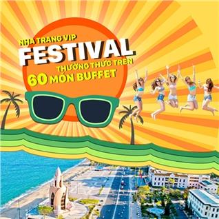 Cùng Mua - Tour Nha Trang-Festival bien-Buffet hai san thit nuong - 3N3D