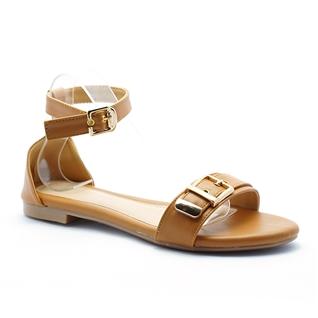 Cùng Mua - Giay sandal nu thoi trang Princess P29N mau da bo