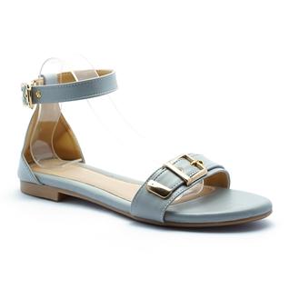 Cùng Mua - Giay sandal nu thoi trang Princess P29X mau xam ghi