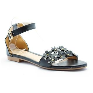 Cùng Mua - Giay sandal nu ket hoa Princess P31D mau den