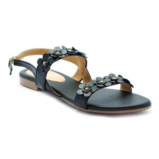 Cùng Mua - Giay sandal nu ket hoa Princess P24D mau den