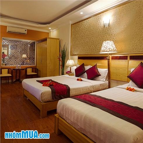 Khách sạn Goldland (Nam Đế) 3 sao tại TP. Hồ Chí Minh