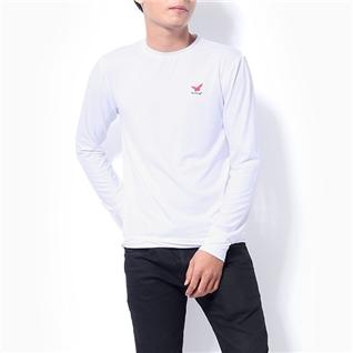 Cùng Mua - Ao thun nam tay dai logo Suboy mau trang