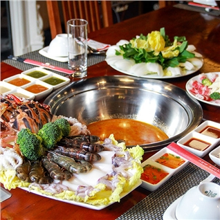 Cùng Mua - Lau hoi 2 tang giu tron huong vi hai san - Nha Hang New Sochu