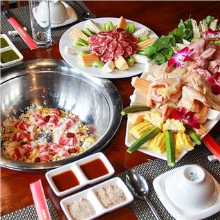 Cùng Mua - Lau hoi 02 tang dac biet tai Nha Hang New Sochu