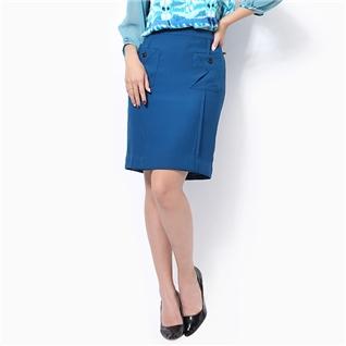 Cùng Mua - Chan vay cong so phoi tui mau xanh BKL50017XH