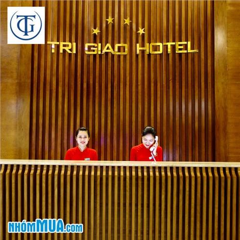 Khách sạn Tri Giao tiêu chuẩn 4 sao tại Nha Trang