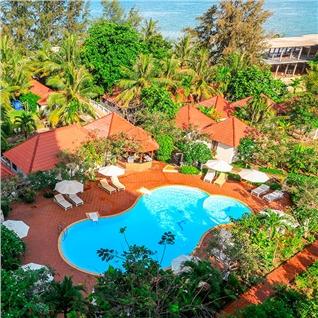 Cùng Mua - Paris Beach Resort Phu Quoc 4 sao bao gom buffet sang