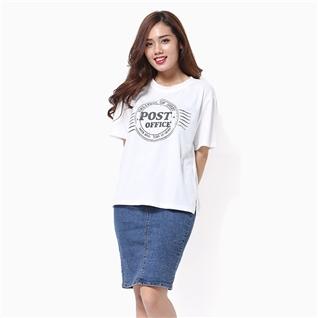 Cùng Mua - Ao thun nu trang POST OFFICE