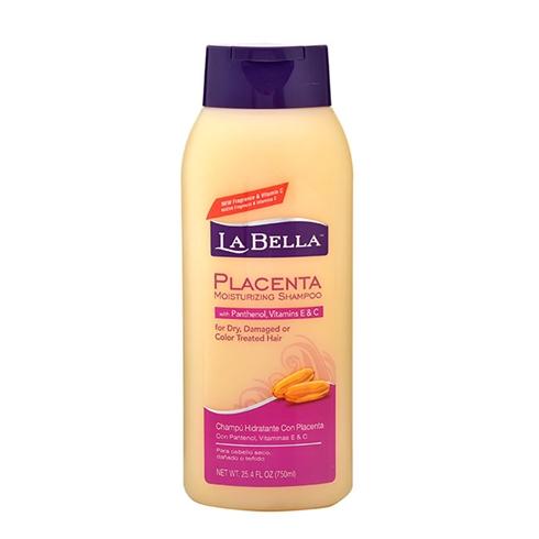 Dầu gội La Bella hồi phục tóc chẻ, gãy 750ml- Mỹ