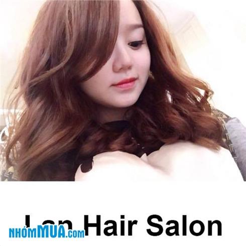 Trọn gói làm tóc cao cấp tại Trúc Lan Hair Salon và Nail