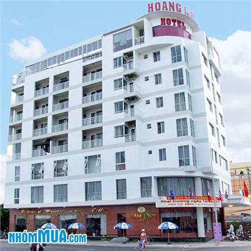 Hoàng Long Hotel Phan Thiết 3* - Tặng set menu trưa/tối