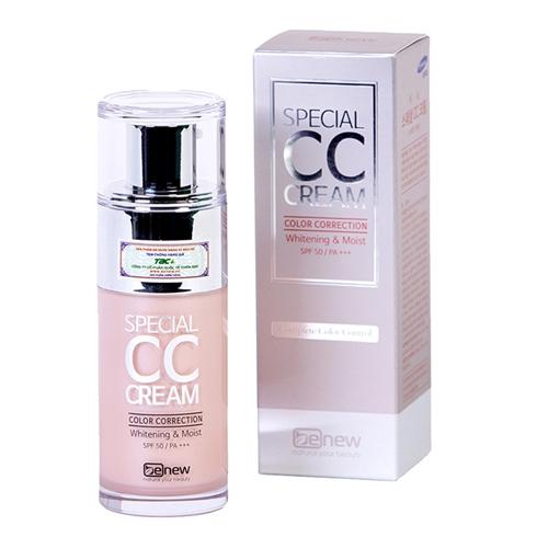 Kem trang điểm Cao cấp BENEW Special CC Cream