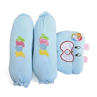 Cùng Mua - Bo goi cotton long cho be mau xanh duong