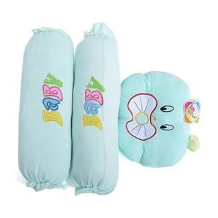 Cùng Mua - Bo goi cotton long cho be mau xanh ngoc
