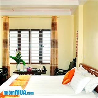 Cùng Mua - Phong standard/twin 2N1D-2 nguoi tai Hieu Dang Sapa Hotel