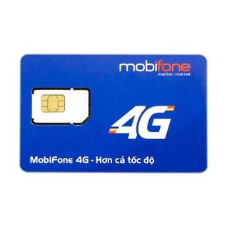 Cùng Mua - Sim 3G/4G Mobifone F500 xai ca nam khong can nap tien
