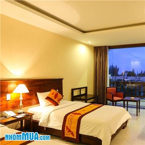 Bảo Ninh Beach Resort Quảng Bình 4* nằm cạnh biển Bảo Ninh