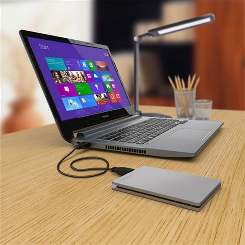 Toshiba Canvio Slim II 2.5 1TB USB3.0