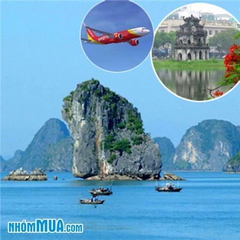 Sài Gòn -Hà Nội -Sapa - Hạ Long - Tuần Châu 5N4Đ (Vé khứ hồi)