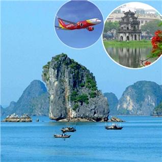 Cùng Mua - Sai Gon -Ha Noi -Sapa - Ha Long - Tuan Chau 5N4D (Ve khu hoi)