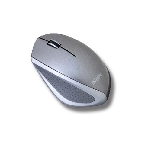 Chuột Không Dây INTOPIC MSW-680 2,4GHz (Xám)