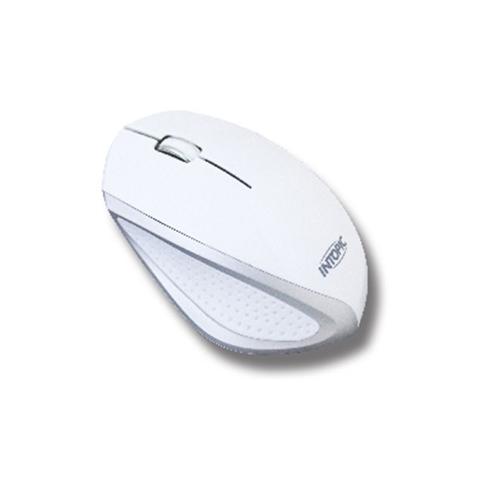 Chuột Không Dây INTOPIC MSW-680 2,4GHz (Trắng)