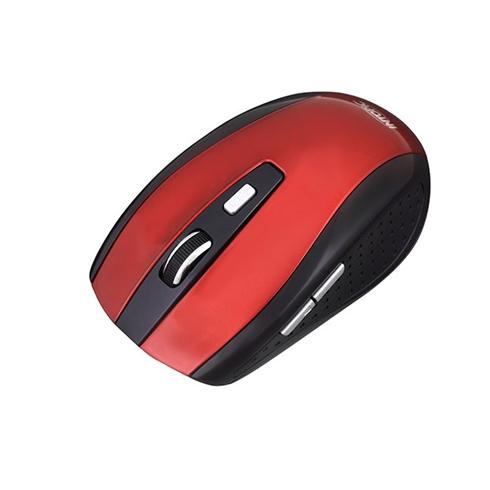 Chuột Không Dây INTOPIC MSW-670 2,4GHz (đỏ)