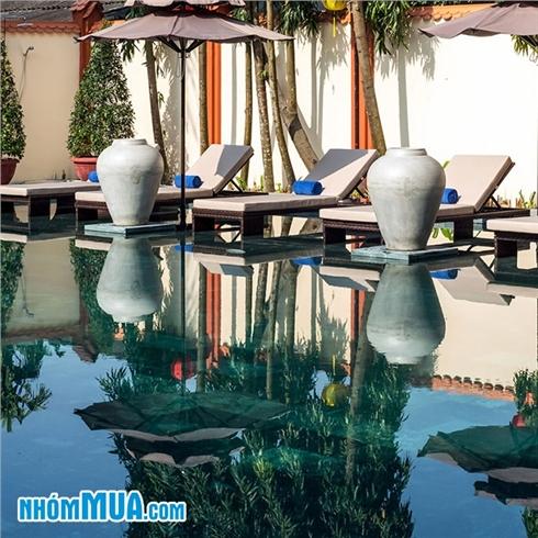 Khách sạn Mercure Hội An Royal Chuẩn 4 Sao + Đón sân bay