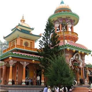 Cùng Mua - Tour Chau Doc - Nui Cam - Nui Sam - Cho Tinh Bien - 1N1D