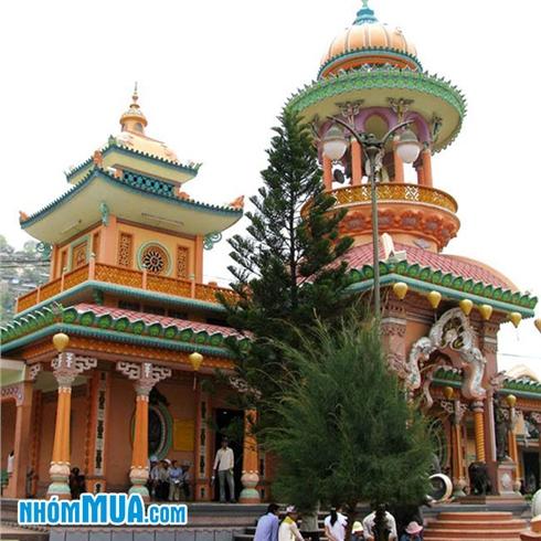 Tour Châu Đốc - Núi Cấm - Núi Sam - Chợ Tịnh Biên - 1N1Đ