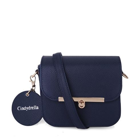 Túi xách Cindydrella bì thư xinh xắn BAG7A - Màu Xanh