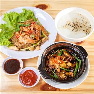 Cùng Mua - Combo mon ngon, hap dan tai Ech Quan - Huong Vi Ech Singapore